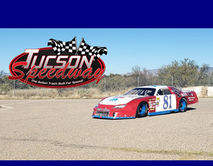 TRACK TIME IN TUCSON