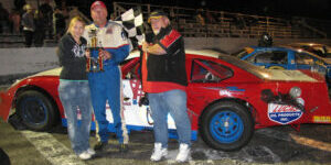 MIDGLEY FINISHED SECOND IN HIS LAST PENTICTION SPEEDWAY APPEARANCE IN 2009