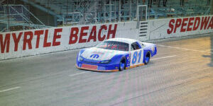 ZERBINS 'VIRTUAL' WIN IN THE #81 DODGE CAME ON JANUARY 3RD